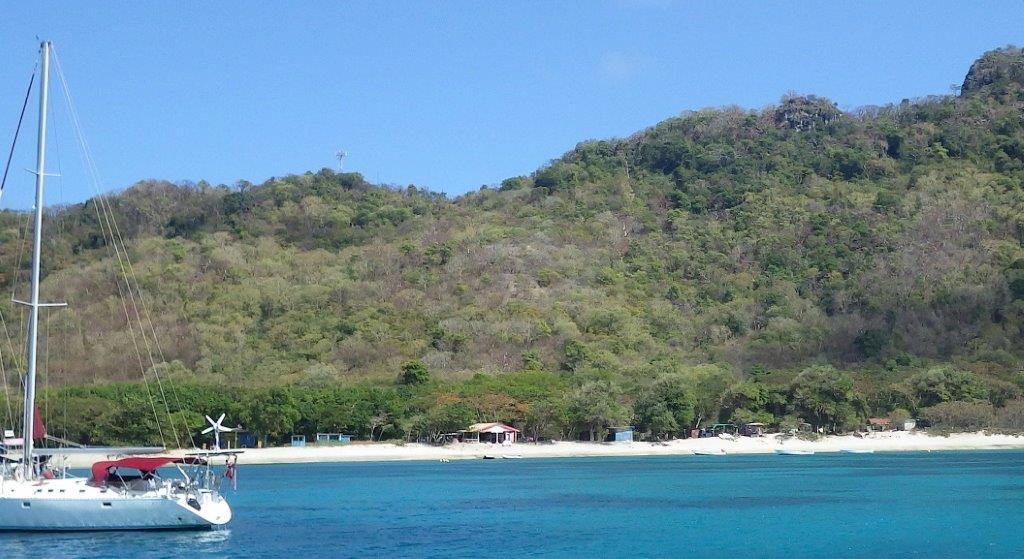 Union Island und Carriacou