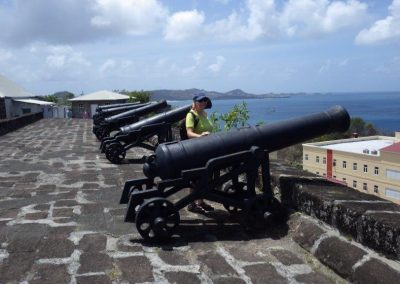 St. George's - Fort