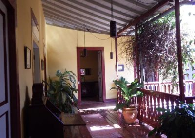 Colonial Guesthouse in Sao Filipe